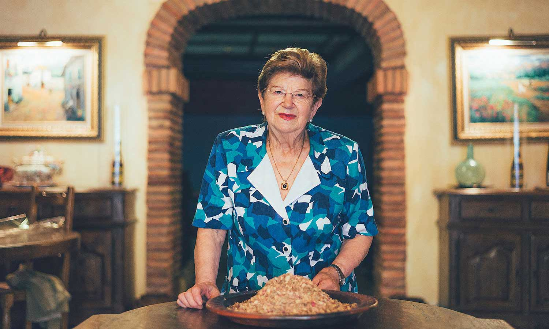 La fundadora de nuestra bodega - Vermut San Bernabé