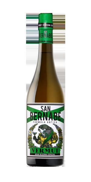 Vermut blanco San Bernabé Gran Rsva. Esp