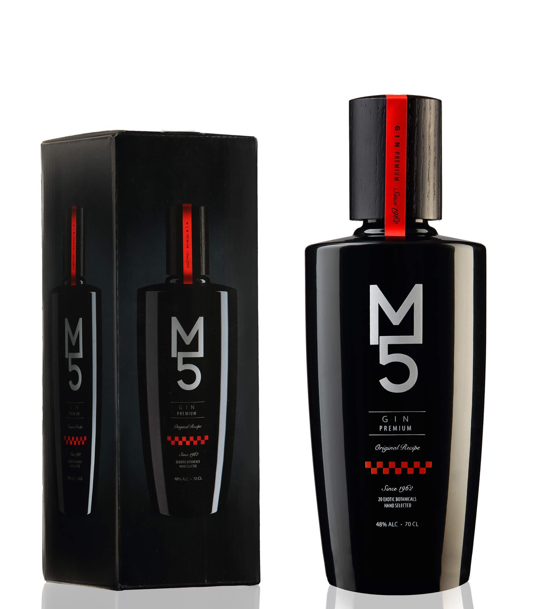 Gin M5 Premium