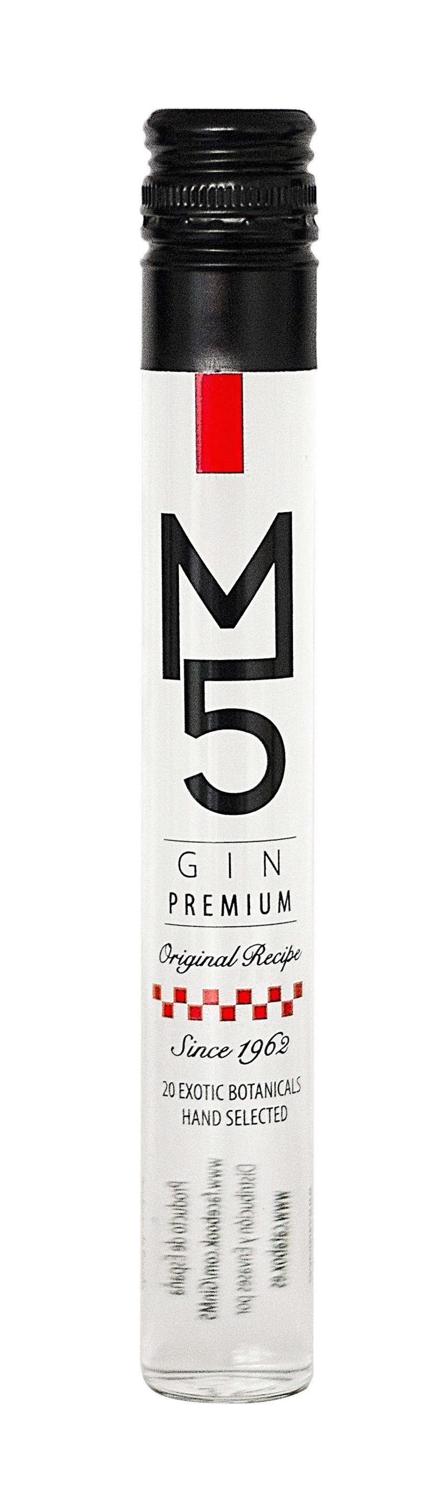 GIN M5 PREMIUM. edición Catabox.
